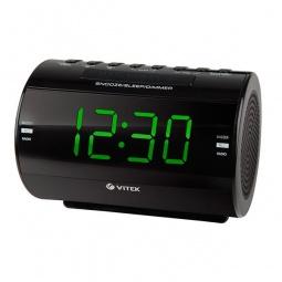 Купить Радиочасы Vitek VT-6604