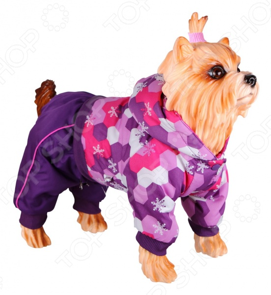 Комбинезон для собак DEZZIE Дейзи