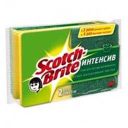 Купить Набор губок для посуды Scotch-Brite HD-F-7090-2