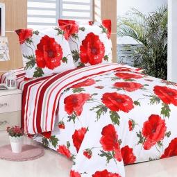 фото Комплект постельного белья Amore Mio Tango. Poplin. 1,5-спальный