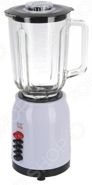 Блендер погружной Irit IR-5511Блендеры<br>Блендер Ирит IR-5511 современный блендер, предназначенный для тщательного измельчения продуктов, которые будут использованы во время готовки. Прибор подходит для приготовления соусов, крем-супов, воздушных омлетов, коктейлей, смузи, муссов, детского питания и т.д. Блендер легок в использовании и многофункционален, поэтому хлопот с ним даже не почувствуете. Рабочая часть блендера изготовлена из пластика, лезвия металлические, справляются как с крупными частицами, так и с более мелкими. Особенности:  Сливной краник.  Стеклянный кувшин.  Отверстие для ингредиентов.<br>