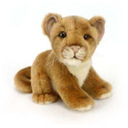 фото Мягкая игрушка Hansa «Львенок»