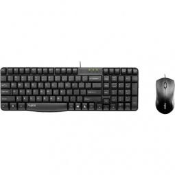 фото Клавиатура с мышью Rapoo Rapoo N1850