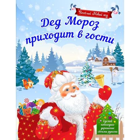 Купить Дед Мороз приходит в гости