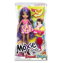 фото Кукла с ароматом Moxie Софина