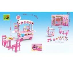 фото Набор игровой для девочки Shantou Gepai «Мороженое»