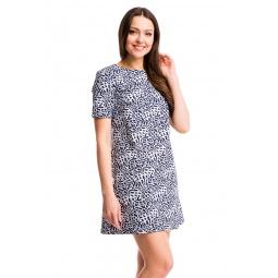фото Платье Mondigo 6126-2. Цвет: темно-синий. Размер одежды: 42