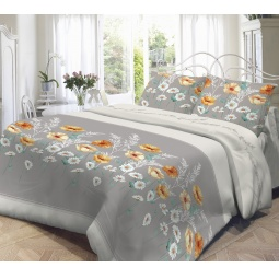 фото Комплект постельного белья Нежность «Марта». 1,5-спальный. Размер наволочки: 70х70 см — 2 шт