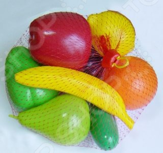 Игровой набор для девочки Совтехстром «Фрукты и овощи»