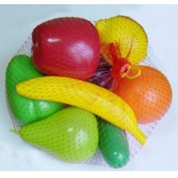 фото Игровой набор для девочки Совтехстром «Фрукты и овощи»
