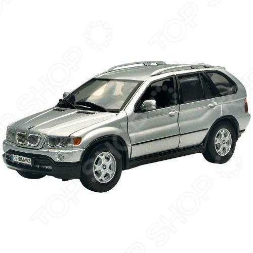 Модель автомобиля 1:24 Motormax BMW X5 машина bmw x5