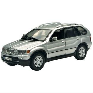 Купить Модель автомобиля 1:24 Motormax BMW X5. В ассортименте