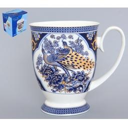 Купить Кружка Elan Gallery «Павлин синий» 740004