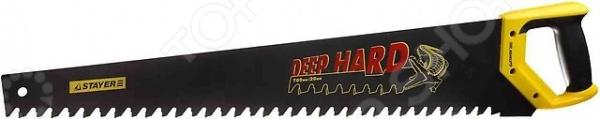 Ножовка по пенобетону Stayer Profi Deep Hard 2-15096 ножовка по пенобетону stayer profi deep hard 2 15097