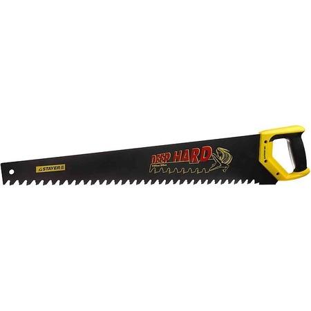 Купить Ножовка по пенобетону Stayer Profi Deep Hard 2-15096