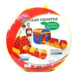 Купить Палатка игровая с туннелем Shantou Gepai 941807. В ассортименте