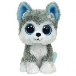 фото Мягкая игрушка TY Волчонок Slush