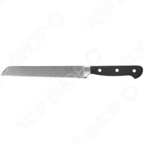 Нож для хлеба Legioner Flavia 47923 нож для стейка legioner augusta 47854