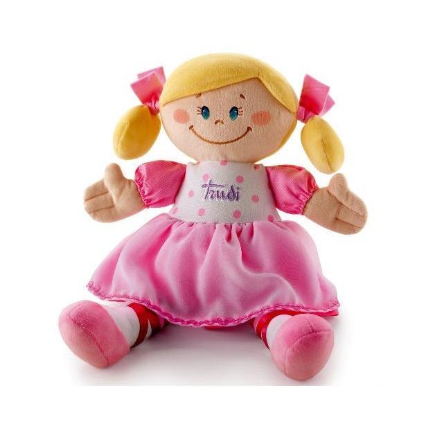 фото Кукла мягкая Trudi Балерина