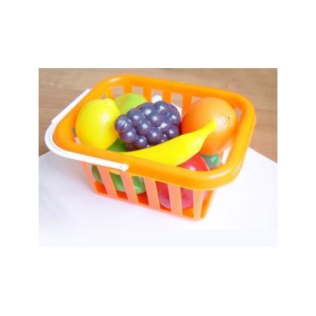 Купить Игровой набор для девочки Совтехстром «Фрукты и овощи в корзине»