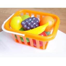 фото Игровой набор для девочки Совтехстром «Фрукты и овощи в корзине»