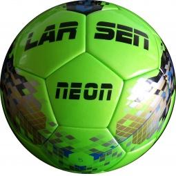 Купить Мяч футбольный Larsen Neon