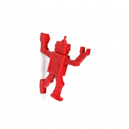 фото Крючок магнитный Peleg Design Robohook. Цвет: красный