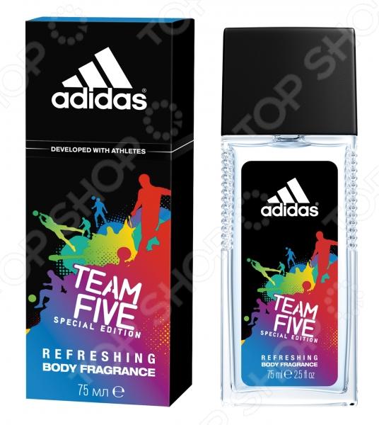 Парфюмированная вода для мужчин Adidas Team Five