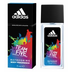 Купить Парфюмированная вода для мужчин Adidas Team Five