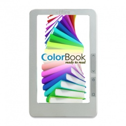 фото Книга электронная Effire ColorBook TR701