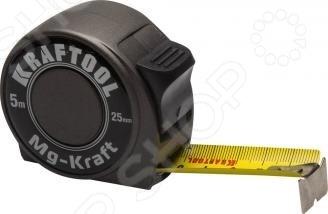 Рулетка Kraftool Pro 34129-05-19 рулетка kraftool pro 34127 05 27