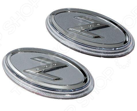 Повторитель поворота универсальный с лампами Glipart GT-50547