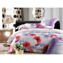 фото Комплект постельного белья Tiffany's Secret «Букет». Семейный. Размер наволочки: 50х70 см — 2 шт.