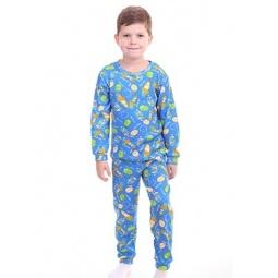 фото Пижама для мальчика Свитанак 217679. Размер: 32. Рост: 122 см