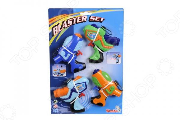 Набор водных пистолетов Simba 7278251