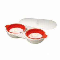 Купить Форма для приготовления яиц-пашот в микроволновой печи Joseph Joseph M-Cuisine