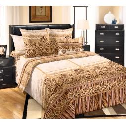 Купить Комплект постельного белья Белиссимо «Баккарди-1». 1,5-спальный