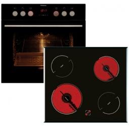 Купить Комплект из духовки и рабочей поверхности Hansa BCCB64195055