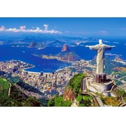 Купить Пазл 1000 элементов Castorland «Рио-Де-Жанейро»