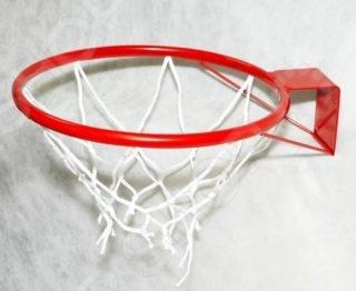 Кольцо баскетбольное Спорттовары-Тула №3 малое с упором
