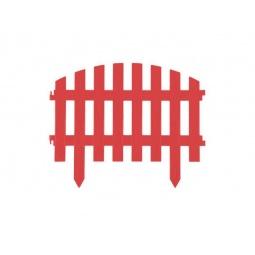 фото Забор декоративный Grinda «Ар Деко» 422203. Цвет: терракот