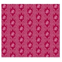 фото Отрез ткани Tilda Винтажный орнамент. Цвет: красный