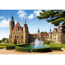 Купить Пазл 1500 элементов Castorland «Замок, Польша»