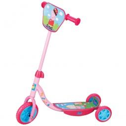 Купить Самокат трехколесный 1 Toy Т57644 «Peppa»