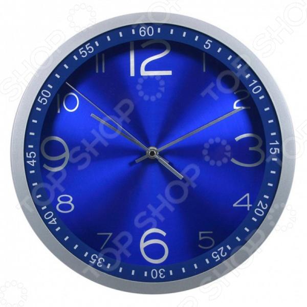Часы настенные Бюрократ WALLC-R05P