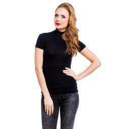 фото Водолазка Mondigo 037. Цвет: черный. Размер одежды: 46