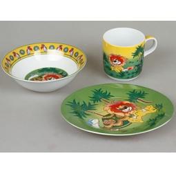 фото Набор посуды для детей Rosenberg 8792