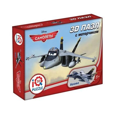 Купить Пазл 3D IQ Puzzle «Самолеты. Браво»