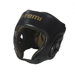 фото Шлем боксерский ATEMI LTB19702. Размер: L. Цвет: черный