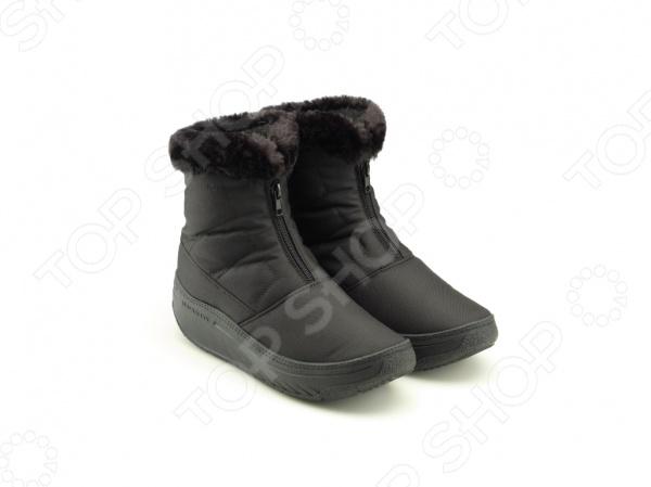 Ботинки зимние женские Walkmaxx 2.0. Цвет: черный. Размер: 40. Уцененный товар